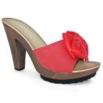 официални дамски чехли на ток