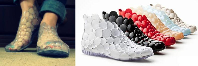 Необичайни Обувки